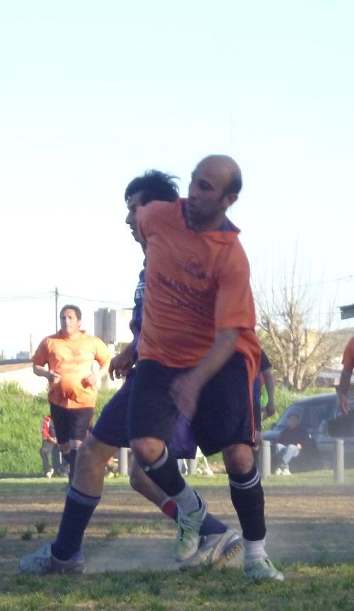 Futbol del Recuerdo - Derrota de Unión Pigüé ante San Martín de Carhué.