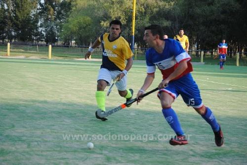 Hockey Masculino - Empate del Cef 83 y derrota de Club Sarmiento por la 5ta fecha del Torneo Bahiense.