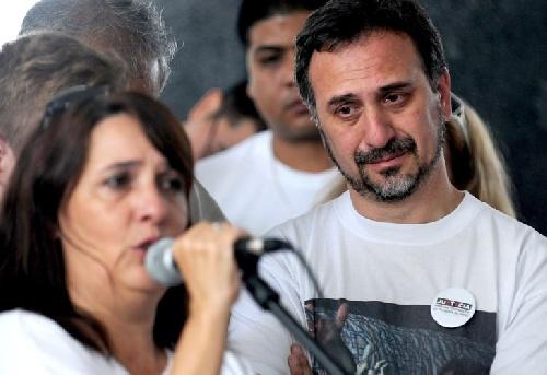 """Menghini: Menghini: """"El poder que cubrió a los acusados de la tragedia de Once, nos mira desde Santa Cruz"""""""