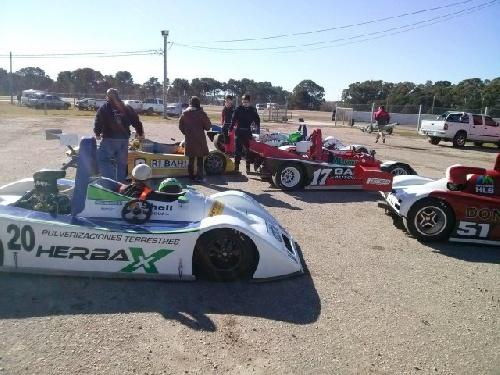 Sport Prototipos - Perrozzi y Klapenbach los ganadores en el Autódromo Ciudad de Pigüé.