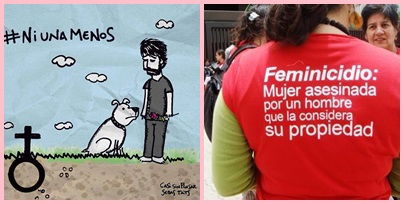 Violencia de género : en Argentina muere una mujer cada 30 horas