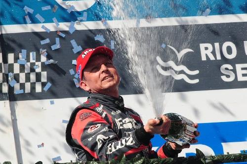 Turismo Carretera - Guillermo Ortelli Campeón 2016 en La Plata - Urcera el ganador de la competencia.