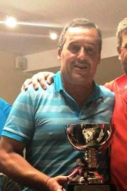 Golf - Gustavo Sahuet y Fabian Goy ganadores en el club local.