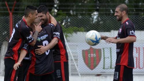 Federal B - Sansinena goleó a Deportivo Sarmiento y Liniers le ganó a Bella Vista.