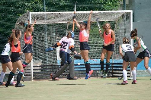 Hockey Femenino - Triunfo de la ASO, juega por el quinto puesto.