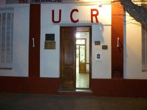 Reunión del Comité de la Unión Cívica Radical del Distrito