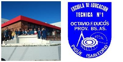 La Escuela Tecnica de Pigüé fue seleccionada como finalista del  Eco Challenge de YPF 2018