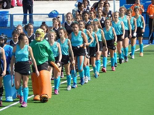 Hockey Femenino - Cinco jugadoras locales integran el Seleccionado de la Asociación