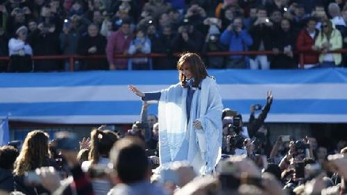 Cristina Kirchner lanzó Unidad Ciudadana, sin el PJ y con duras críticas al gobierno de Macri