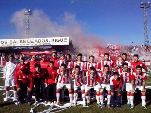 LRF - Finalizó la primer rueda y San Martín de Carhué fue el equipo mas regular zona por zona.