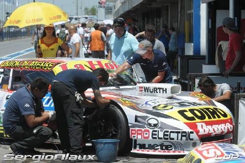 Turismo Carretera - Sergio Alaux ocupará el puesto 9 en la largada de la final.
