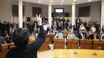 Trece bloques en el Concejo Deliberante bahiense