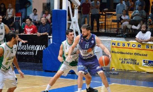 Basquet Federal - Fin del sueño para Ferro de Concordia, cayó en el 5° juego ante BH. 10 puntos para David Fric.