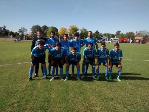 Liga Cultural Tres Lomas - Dura derrota en Salliquelló ante el puntero Jorge Newbery para El Ceibo de Casbas con Sergio Lavernhe en el arco