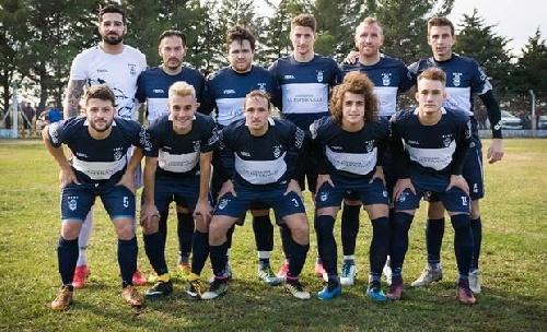 Liga Cultural Pampeana - Gimnasia de Darregueira venció a Sportivo San Martín y marcha puntero.