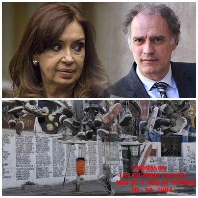 Familiares de las víctimas de Cromañón repudiaron la designación de Ibarra como abogado de Cristina Kirchner