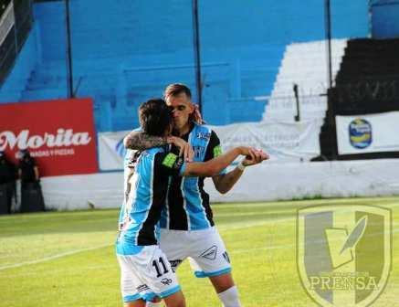 Nacional B - Con gol de Marcos Litre, Almagro superó a Atlético Rafaela.