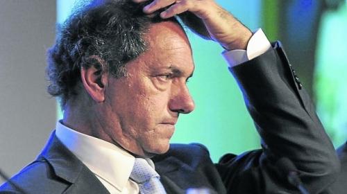 Causa por lavado de activos contra Daniel Scioli: investigan cuentas y retiros de dinero