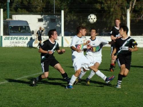 Las inferiores de la Liga comienzan el 18 de marzo en tres zonas.