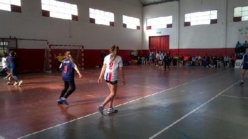 Handball Femenino Menores - Dos Triunfos del CEF 83 en su debut ante Bragado y Riestra.
