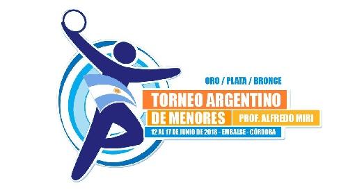 Handball Menores - La Asociación del SudOeste finalizó 4° en Masculino y 7° en Femenino.