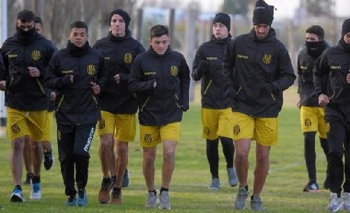 Nacional B - Confirmado el primer amistoso de Olimpo en pretemporada.