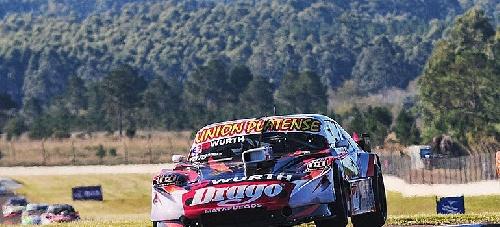 Turismo Carretera - Sergio Alaux marcó el 32° tiempo en Clasificación.