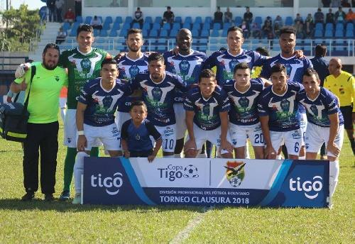 Fútbol Boliviano - Con tres goles de Martín Prost, Sport Boys goleó a Real Potosí.