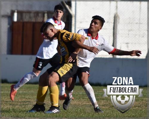 Liga del Sur - Huracán y Olimpo empataron uno a uno en Punta Alta.