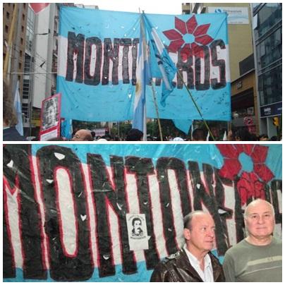 Reivindicaron la lucha armada de Montoneros y el ERP en el acto del 24
