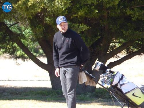 Golf - Matías De Caso resultó 2° en el Golf Club suarense en su categoría.