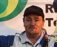 TC Del 40 Sudeste . Ruben Guarino este fin de semana en Laprida intentará seguir en lo mas alto.