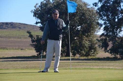 Golf - Ruben Ruggeri y Fernando Bozbranny ganadores en el Pigüé Golf.
