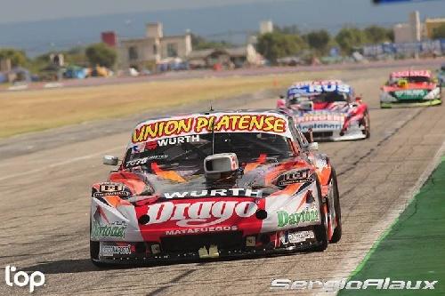 Turismo Carretera - Con un bajo rendimiento de su motor el pigüense Sergio Alaux clasificó 42°.