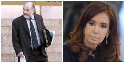 El Juez Bonadio dictó la inhibición general de bienes de Cristina Kirchner