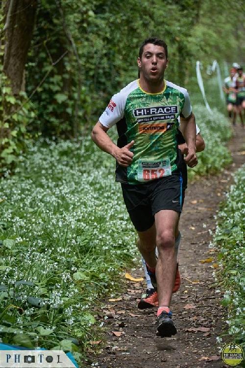 Atletismo - René Velázquez 2° en la general masculina 16 k en Tornquist.