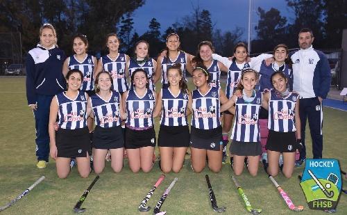 Hockey Femenino - Sarmiento y el Cef 83 jugarán Provinciales Sub 16.