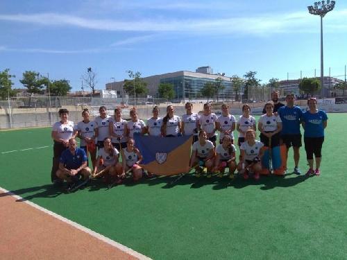 Hockey Femenino España - Hockey San Fernando se quedó con el 3° puesto - Un gol de Ivana Masars.