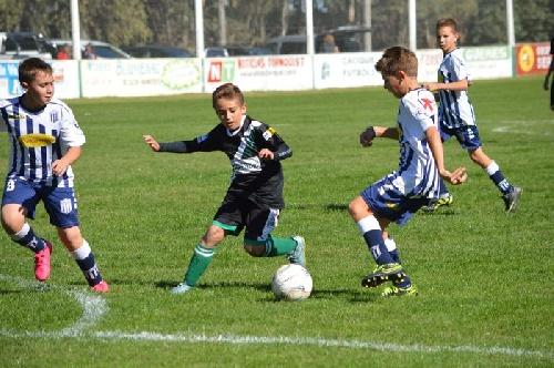 LRF Inferiores - Se jugó la segunda fecha del Torneo Apertura de Fútbol.