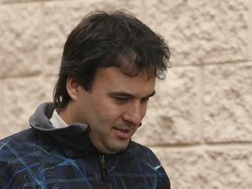 Turismo Nacional - Sergio Alaux se apresta a correr en la Clase 3.