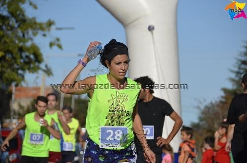 Atletismo - Yani Clair en Damas y Lucas Negri en Caballeros, los ganadores en Guaminí.