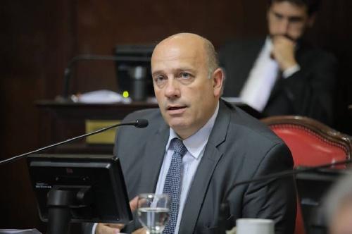 Senador Andres De Leo (Coalición Cívica- ARI ): como nos pidió la gobernadora Vidal, tenemos que trabajar más que nunca para la gente