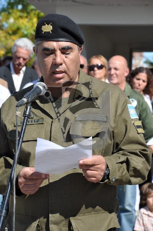Falleció el veterano de Malvinas Carlos Ortiz