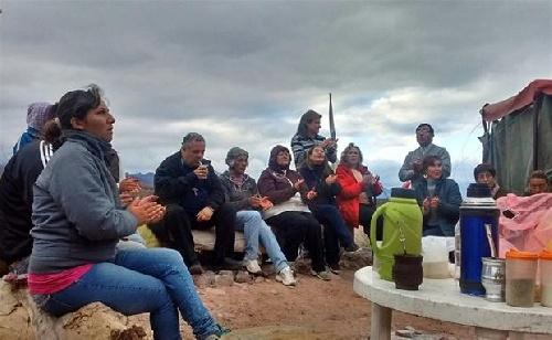 Defensa del medio ambiente Por la presión de ciudadanos en asamblea, otra minera deberá irse de Famatina