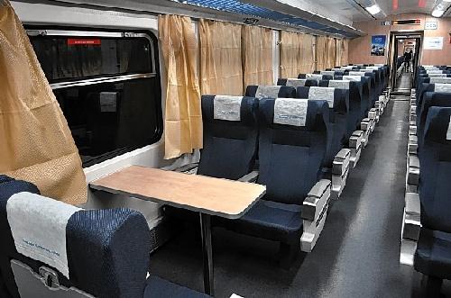 Arrancan los servicios de los nuevos trenes chinos