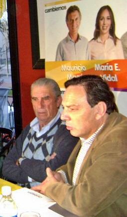 El concejal electo de Cambiemos Luis M. Sevenié rechaza por infundados los dichos del justicialismo