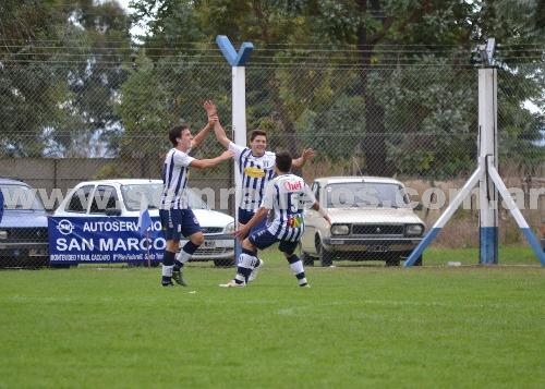 LRF - Club Sarmiento derrotó a Tiro de Puán y es el de mejor puntaje de la liga. Empate de Argentino y derrotas de Unión y Peñarol.