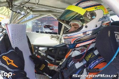 Turismo Carretera - Floja actuación del piloto pigüense Sergio Alaux en el Rosendo Hernández.